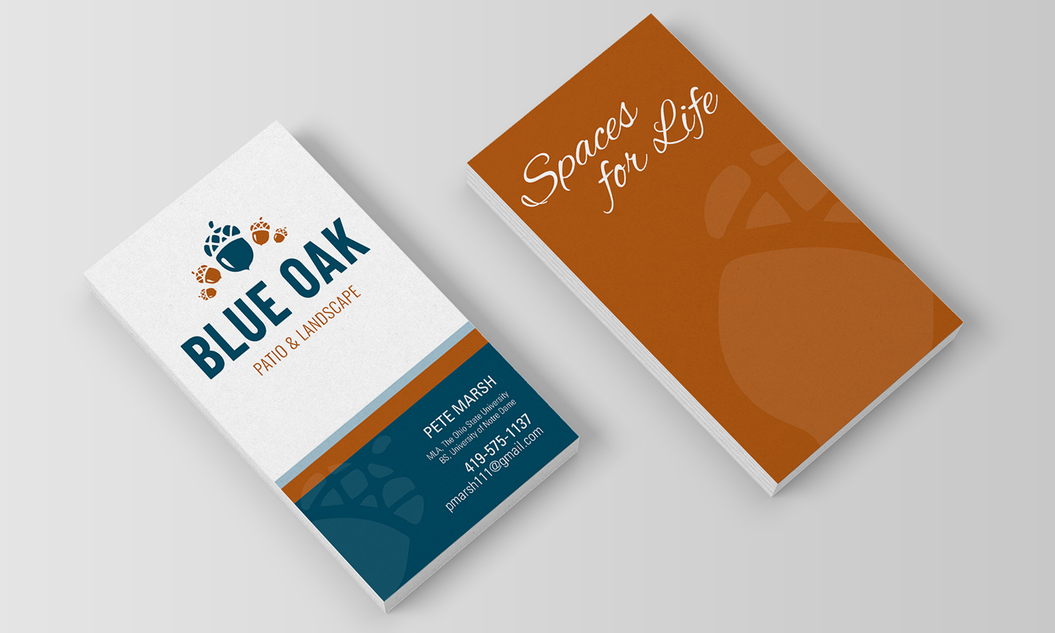 Print - Business Cards | Forts Studios